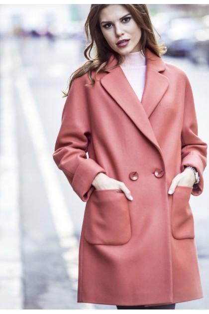 Пальто Dekka демисезонное арт. 411 короткое