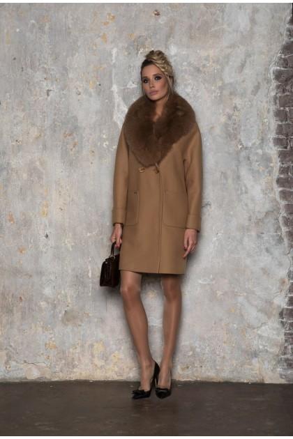 Пальто Dekka зимнее арт. 811 короткое