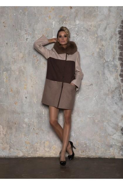 Пальто женское зимнее Dekka арт. 062