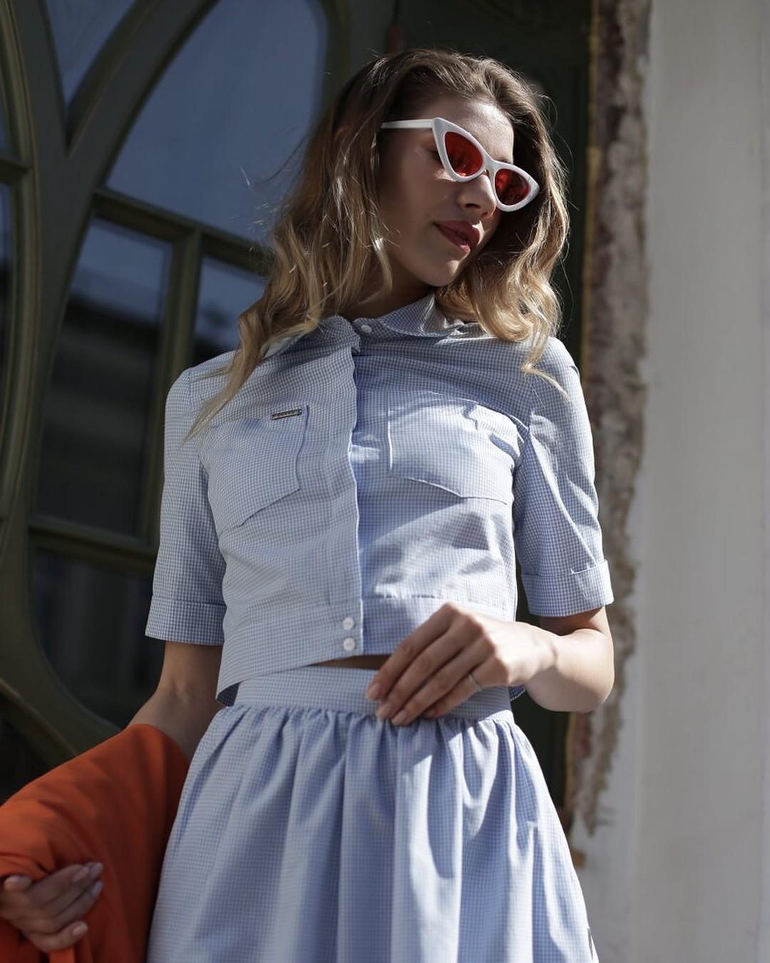 Модный женский костюм Dekka из летней коллекции