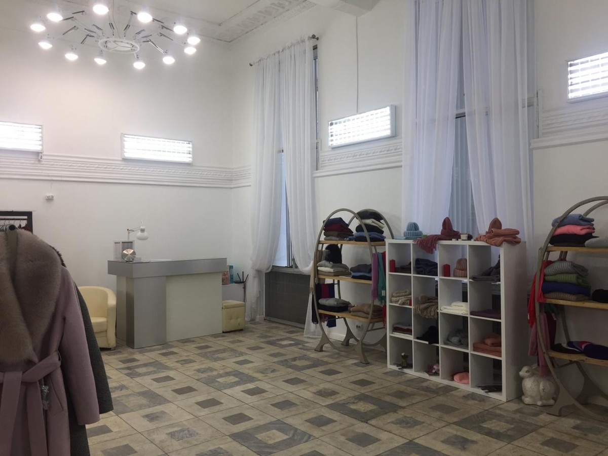 Магазин пальто Dekka в Москве