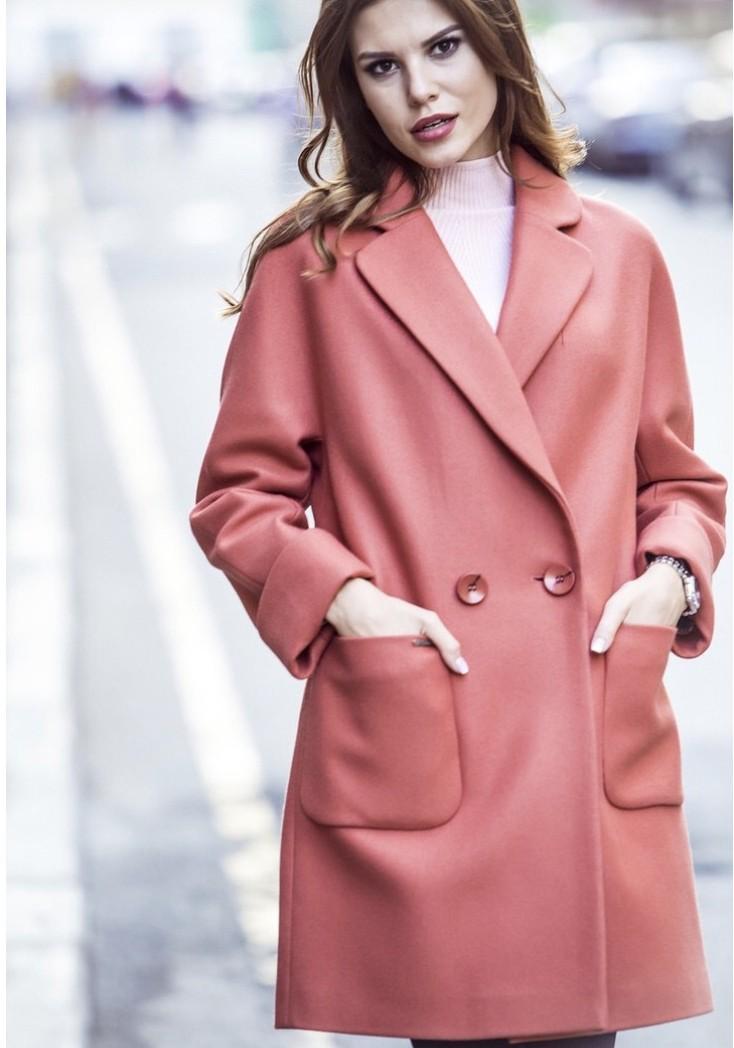 Выбираем модное пальто на весну 2018