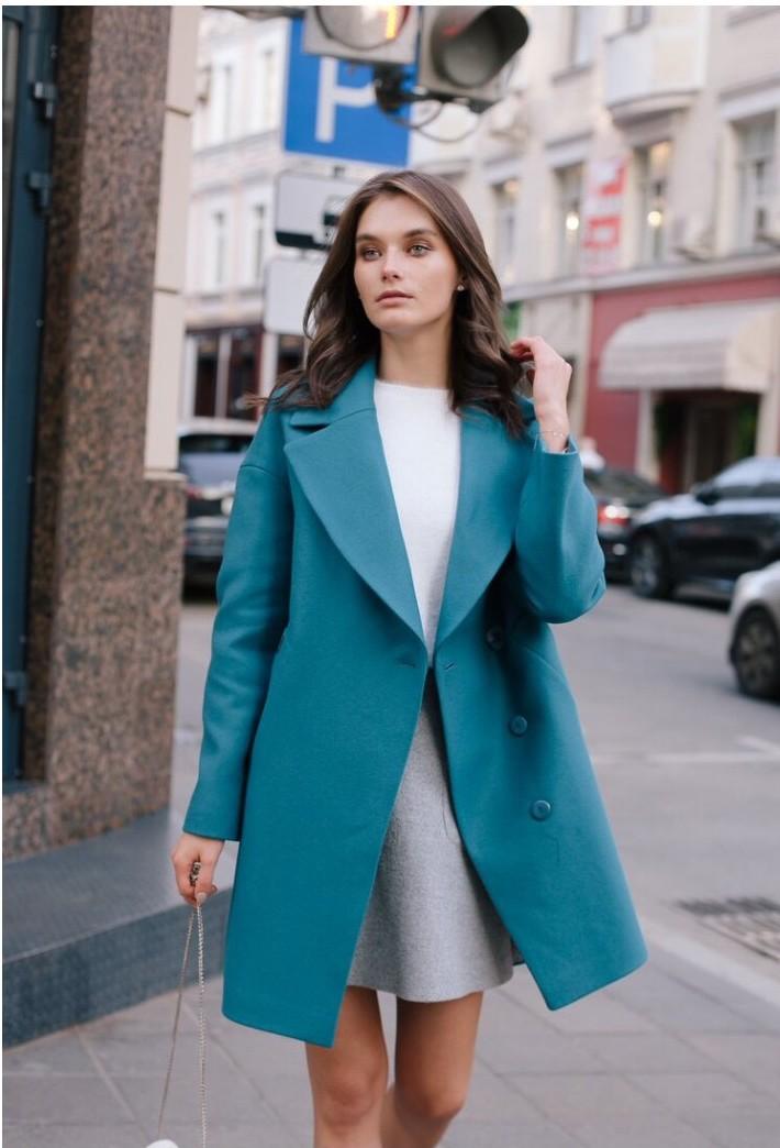 Модные женские пальто на весну 2018 - актуальные цвета