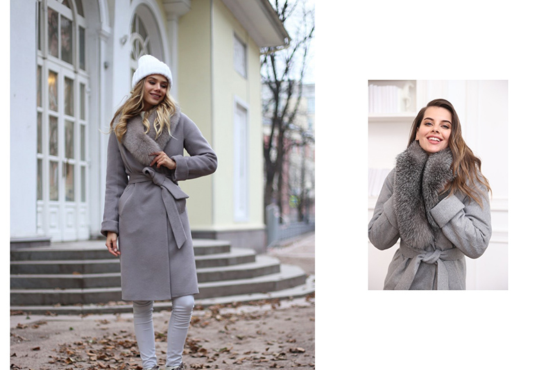 Пальто важный элемент в женском гардеробе