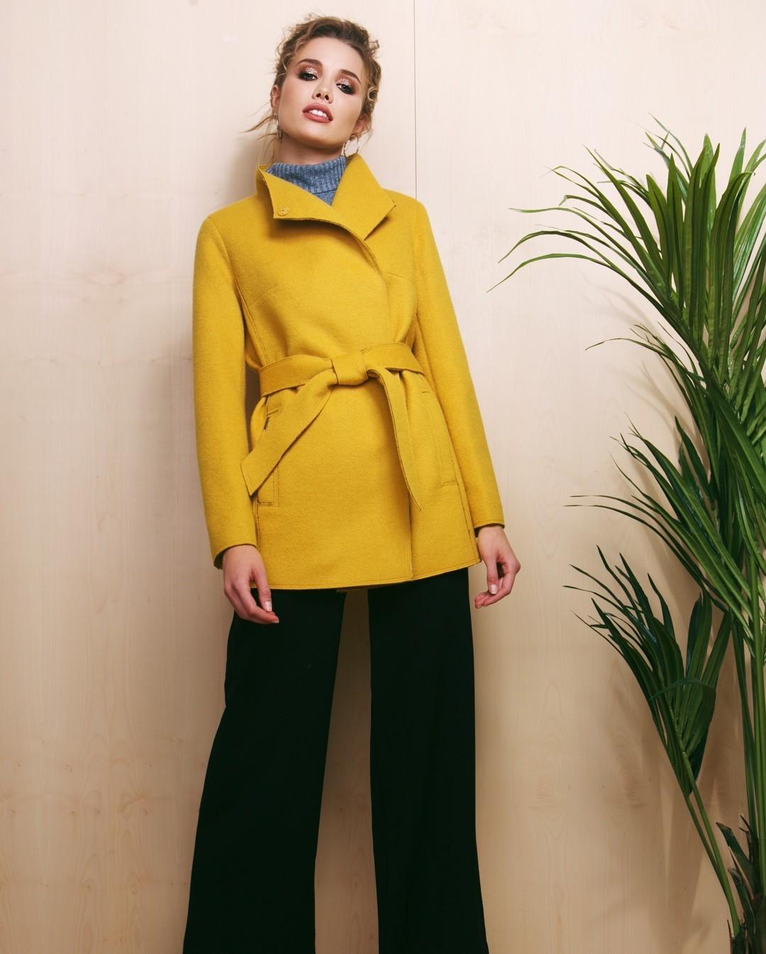 Модное весеннее пальто 2018