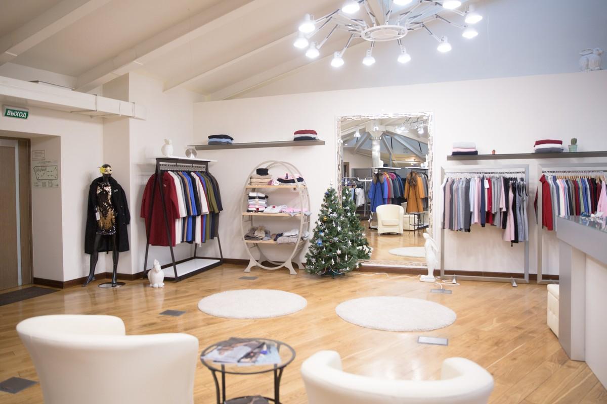 Шоурум женской одежды в Москве
